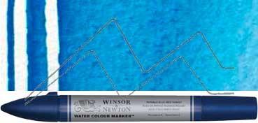 WINSOR & NEWTON ROTULADOR ACUARELA AZUL FTALO (MATIZ ROJO) - SERIE 2 - Nº 514