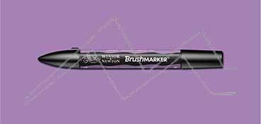 WINSOR & NEWTON ROTULADOR BRUSHMARKER AMETHYST V626