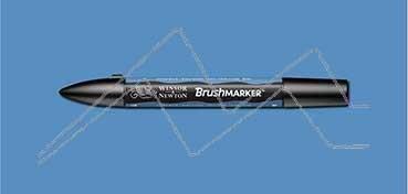 WINSOR & NEWTON ROTULADOR BRUSHMARKER CHINA BLUE B736