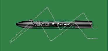 WINSOR & NEWTON ROTULADOR BRUSHMARKER LUSH GREEN G756