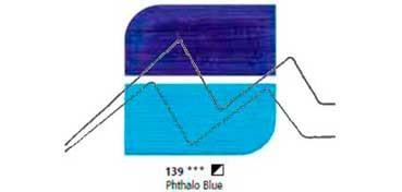 DALER ROWNEY ÓLEO FINO GRADUATE PHTHALO BLUE Nº 139