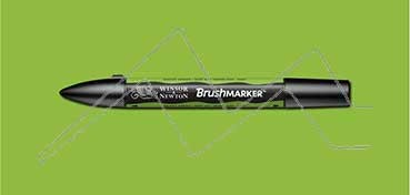 WINSOR & NEWTON ROTULADOR BRUSHMARKER BRIGHT GREEN G267
