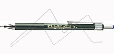 LÁPIZ PORTAMINAS FABER-CASTELL TK-FINE 9713 - 0.7 MM - HB