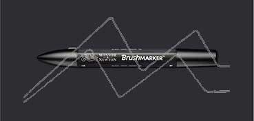 WINSOR & NEWTON ROTULADOR BRUSHMARKER BLACK XB