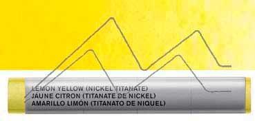 WINSOR & NEWTON BARRA DE ACUARELA AMARILLO LIMÓN (TITANATO DE NIQUEL) - SERIE 4 - Nº 347