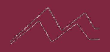 DECOART AMERICANA GLOSS ENAMEL ROJO NAPA (NAPA RED) DAG165