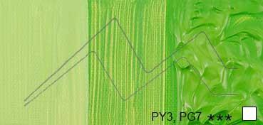 SENNELIER ABSTRACT PINTURA ACRÍLICA MULTISOPORTES HEAVY-BODY VERDE AMARILLO BRILLANTE Nº 871