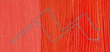 SENNELIER ÓLEO EXTRAFINO ROJO DE CADMIO CLARO LEGÍTIMO - CADMIUM RED LIGHT - SERIE 6 - Nº 605