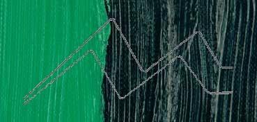 SENNELIER ÓLEO EXTRAFINO VERDE RESEDA - PHTHALO GREEN WARM - SERIE 3 - Nº 817
