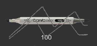 COPIC CIAO ROTULADOR BLACK 100