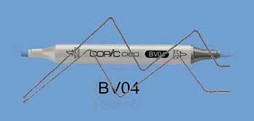COPIC CIAO ROTULADOR BLUE BERRY BV04