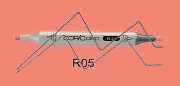 COPIC CIAO ROTULADOR SALMON RED R05