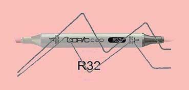COPIC CIAO ROTULADOR PEACH R32