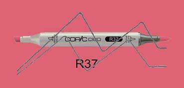 COPIC CIAO ROTULADOR CARMINE R37