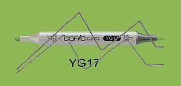 COPIC CIAO ROTULADOR GRASS GREEN YG17