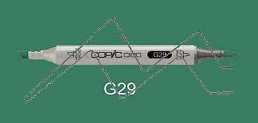 COPIC CIAO ROTULADOR PINE TREE GREEN G29