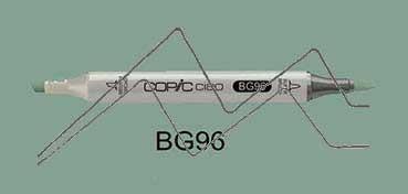 COPIC CIAO ROTULADOR BUSH BG96