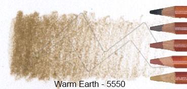 DERWENT DRAWING LÁPIZ DE DIBUJO WARM EART 5550