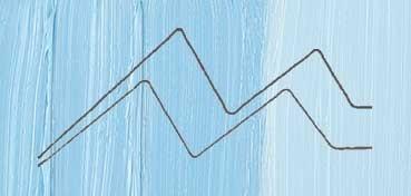 ÓLEO MUSSINI TUBO - AZUL REAL CLARO SERIE 2 Nº 485