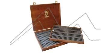PASTEL SCHMINCKE CAJA MADERA VACÍA  (48,5 X 41 X 8 CM)