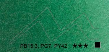 SCHMINCKE HORADAM TUBO DE ACUARELA ARTIST VERDE HOOKER SERIE 1 Nº 521