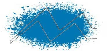 LIQUITEX SPRAY ACRÍLICO - PROFESSIONAL SPRAY PAINT - AZUL BRILLANTE (BRILLIANT BLUE) SERIE 1 Nº 0570