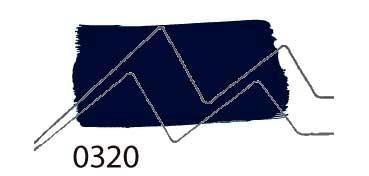 LIQUITEX PAINT MARKER ANCHO TONO AZUL DE PRUSIA  Nº 0320