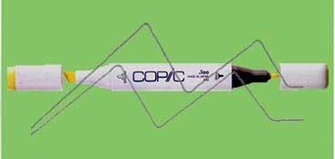 COPIC MARKER LETTUCE GREEN YG09
