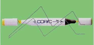 COPIC MARKER NILE GREEN G07