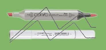 COPIC SKETCH EMERALD GREEN G05