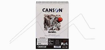 CANSON THE WALL BLOC EXTRALISO 200 G (30 HOJAS)