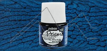 PÉBÉO FANTASY PRISME PINTURAS CON EFECTOS ALVEOLADOS AZUL NOCHE Nº 36