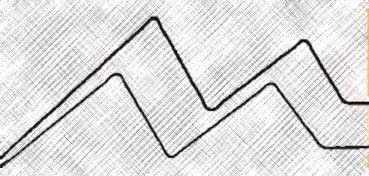 ART CHUNKY CRETACOLOR BLANCO PERMANENTE - LONGITUD 80 MM