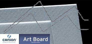 CANSON ART BOARD MI-TEINTES TOUCH 1,2 MM - AZUL CLARO (Nº 490)