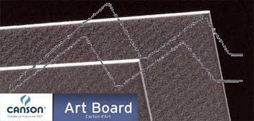 CANSON ART BOARD MI-TEINTES TOUCH 1,2 MM - CREPÚSCULO (Nº 131)