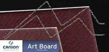 CANSON ART BOARD MI-TEINTES TOUCH 1,2 MM - POSO DE VINO (Nº 503)