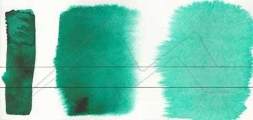 AQUARIUS ROMAN SZMAL EXTRA FINE WATERCOLOR - PHTALO GREEN (BLUE SHADE) - SERIE 1 - Nº 104