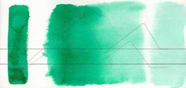 AQUARIUS ROMAN SZMAL EXTRA FINE WATERCOLOR - PHTALO GREEN (YELLOW SHADE) - SERIE 2 - Nº 230