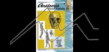 LIBROS DE TÉCNICAS ARTÍSTICAS LEONARDO Nº 4 ANATOMÍA