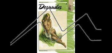 LIBROS DE TÉCNICAS ARTÍSTICAS LEONARDO Nº 7 DESNUDOS