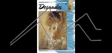 LIBROS DE TÉCNICAS ARTÍSTICAS LEONARDO Nº 8 DESNUDOS