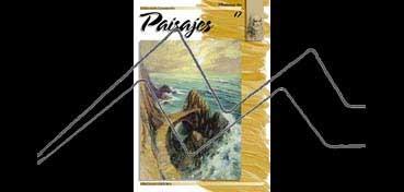LIBROS DE TÉCNICAS ARTÍSTICAS LEONARDO Nº 17 PAISAJES