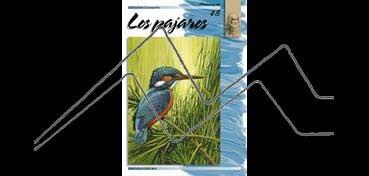 LIBROS DE TÉCNICAS ARTÍSTICAS LEONARDO Nº 28 LOS PÁJAROS