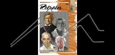 LIBROS DE TÉCNICAS ARTÍSTICAS LEONARDO Nº 32 RETRATOS