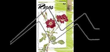 LIBROS DE TÉCNICAS ARTÍSTICAS LEONARDO Nº 42 ROSAS