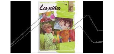 LIBRO DE TÉCNICAS ARTÍSTICAS LEONARDO Nº  44 LOS NIÑOS