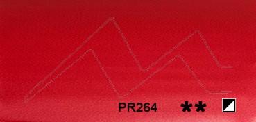 WINSOR & NEWTON ACUARELA ARTISTS ROJO WINSOR OSCURO (WINSOR RED DEEP) SERIE 1 Nº 725