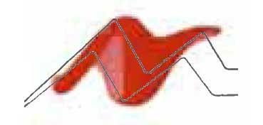 TULIP 3D PAINT NARANJA  / SLICK ORANGE