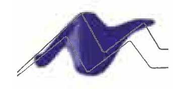 TULIP 3D PAINT PÚRPURA  / SLICK PURPLE