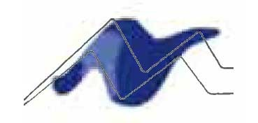 TULIP 3D PAINT AZUL REAL / SLICK ROYAL BLUE